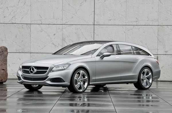 Mercedes сделает универсал на базе купе