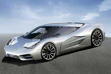 Наследник McLaren F1 появится в 2012 году