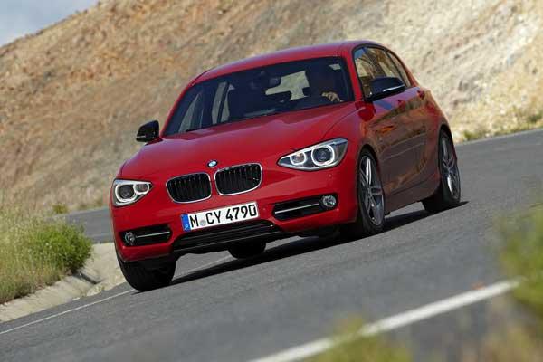 Новая BMW 1-й серии. Официально