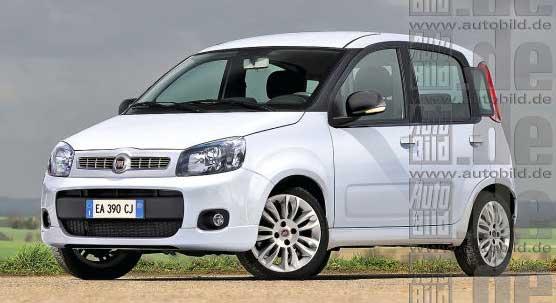 Новая Fiat Panda. Первые ФОТО