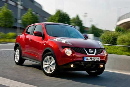 Nissan Juke: объявлены российские цены