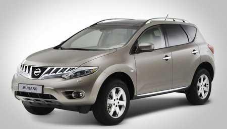 Nissan Murano: новое лицо и дизельный мотор