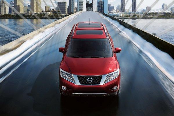 Новый Nissan Pathfinder – официально