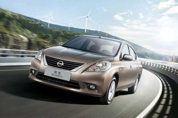 Nissan показал новый Sunny