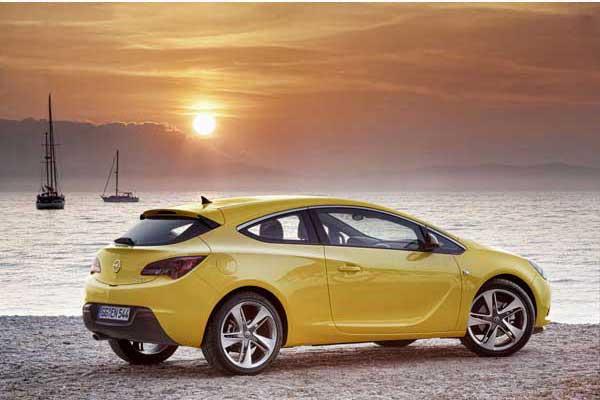 Opel Astra GTC. Вся информация
