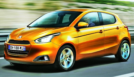 Peugeot готовит новинку в духе Hyundai Solaris