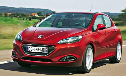 Новый Peugeot 309 – его назовут Horizon