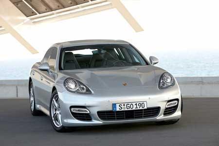 Porsche Panamera дорастет до представительского класса