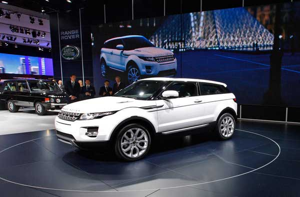 Range Rover: девочкам понравится