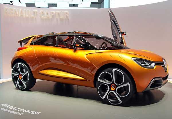 Renault показала своё будущее в Женеве