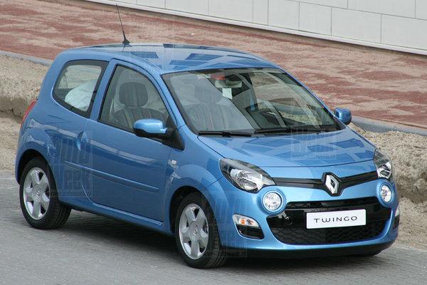 Renault обновила «букашку» Twingo