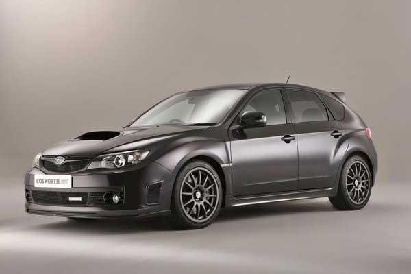 Сделана самая мощная Subaru Impreza