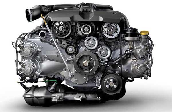 Subaru представила совершенно новый мотор