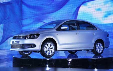 Volkswagen представил народный российский седан