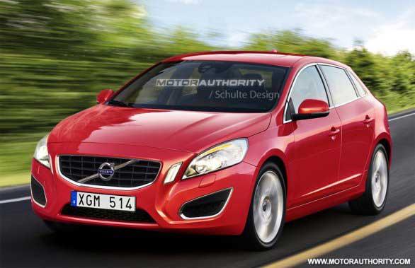 У Volvo появится модель V30